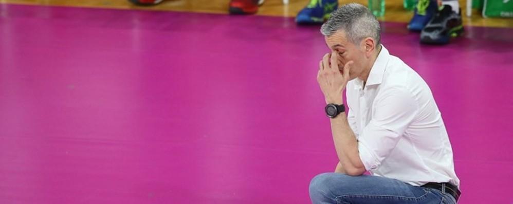 Volley, rinviato il match Busto-Zanetti Tennis, annullata la finale del Torneo Bg