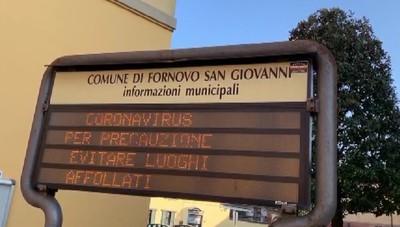 Coronavirus, le precauzioni decise da Misano e Fornovo