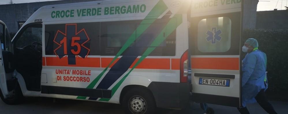 Prima vittima a Bergamo del Covid-19 Per parenti e vicini quarantena domestica