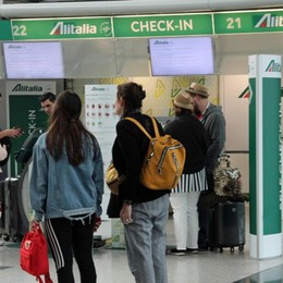Sciopero del trasporto aereo Martedì stop ai voli nazionali