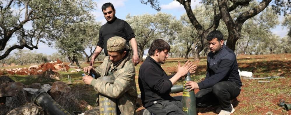 Siria, la denuncia La chiesa è sola