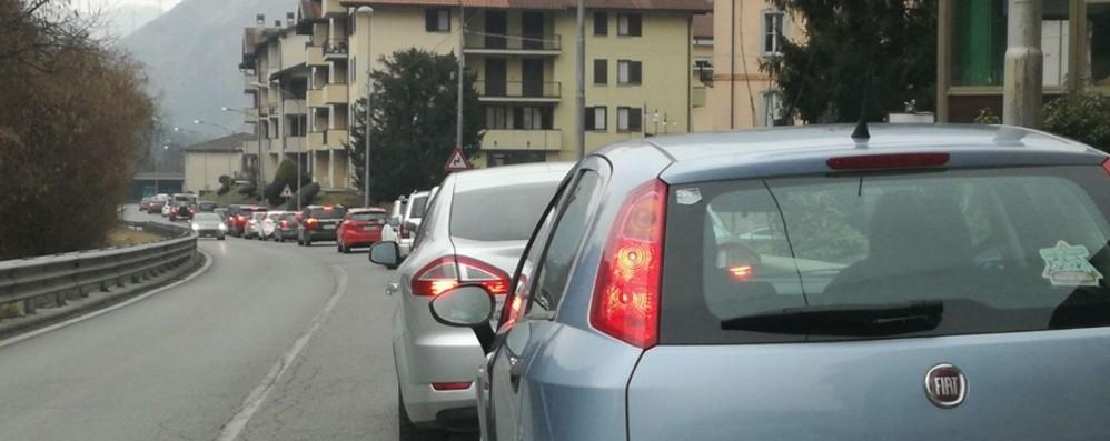 Traffico in autostrada: code a Bergamo  Segui le nostre news in tempo reale