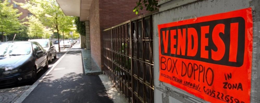 Crescono gli acquisti dei box auto «Investimento che può rendere bene»