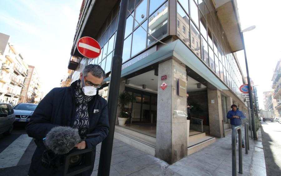 Dopo i tre casi di coronavirus a Palermo negativi tutti gli altri turisti bergamaschi