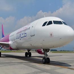 Israele respinge passeggeri da Orio Wizz Air cancella e riprogramma i voli