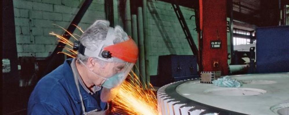 Metalmeccanica lombarda in crisi  «Quasi 6mila lavoratori fermi per il virus»