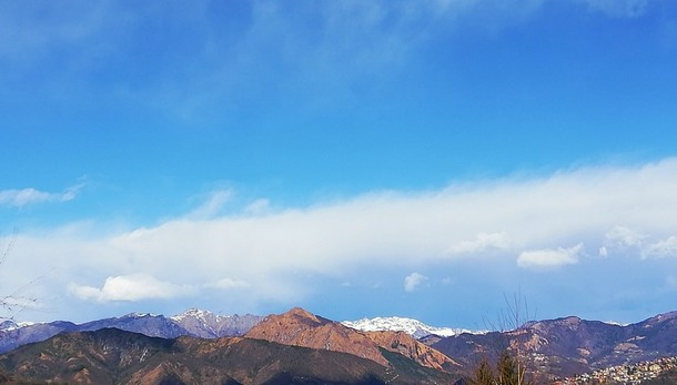 Meteo, le Alpi bloccano il maltempo Niente neve, ma torna il vento