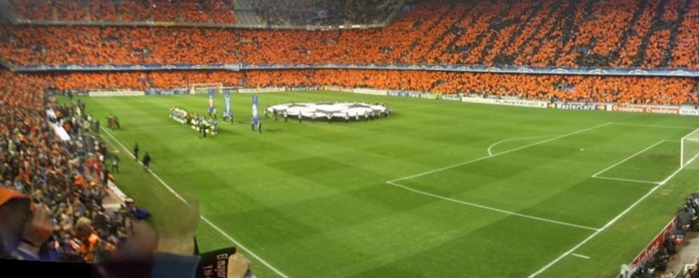 Valencia, reporter positivo: ma sto bene Cosa succederà all'Atalanta e ai tifosi?