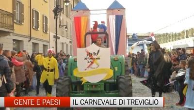 Gente e Paesi, il Carnevale di Treviglio