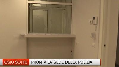 Pronta la nuova sede della Polizia di Osio Sotto