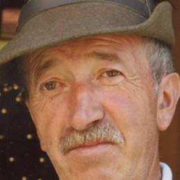 Addio al capogruppo degli Alpini «Mario, l'anima della comunità»