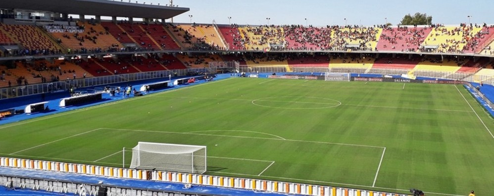Atalanta, ok dal governo per i tifosi a Lecce Termoscanner prima di entrare allo stadio