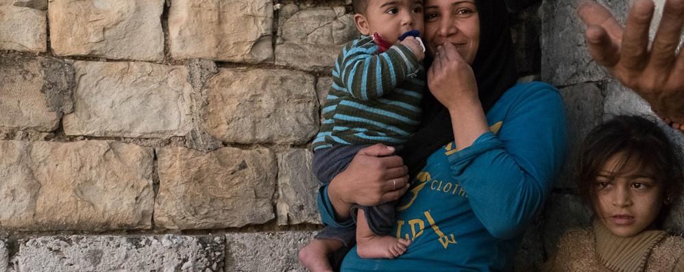 Ecatombe Siria Politica assente