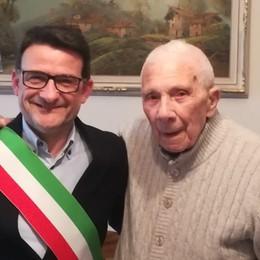 Giovanni, reduce di ferro Compleanno record: 104 anni