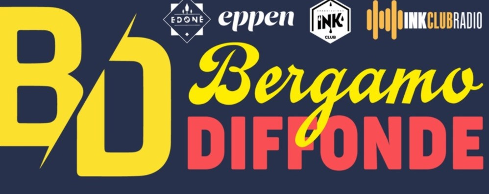 Locali senza eventi a Bergamo Ecco lo streaming di Bergamo Diffonde