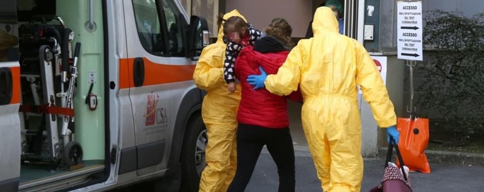 Nuovi casi a Sorisole e Zogno Palermo, arrivano i generi di conforto