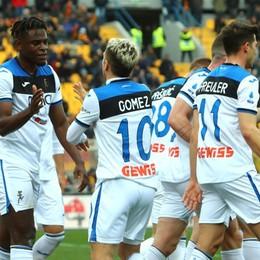 Slitta una giornata di campionato Atalanta-Lazio domenica 15 marzo