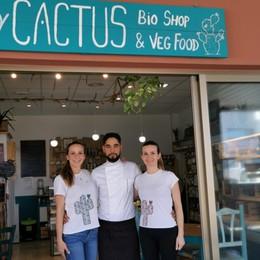 Da Gorlago a Fuerteventura con un bistrot vegano