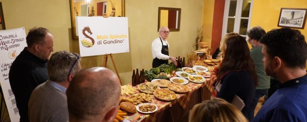 Splendida Val Gandino su Canale 5 Il mais spinato incanta Melaverde