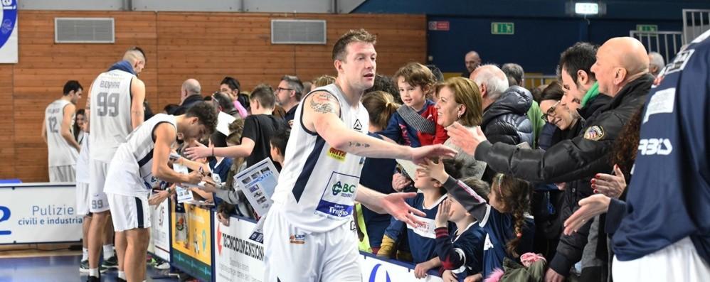 Basket, Treviglio verso i playoff Il Bergamo Basket ringrazia