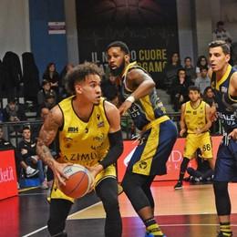 Bergamo Basket, accolto il ricorso  La sfida col Biella al PalaAgnelli