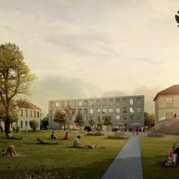 Caserma Montelungo, lavori in due anni Ecco come sarà il nuovo polo universitario