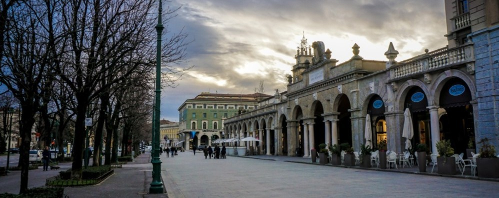 Dalla Montelungo all'hotel Commercio Bergamo sogna un centro in grande