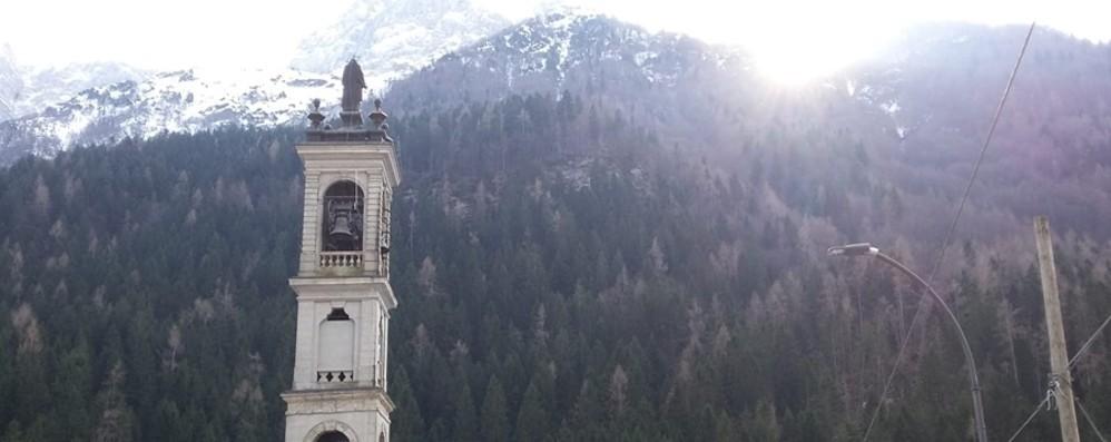 Finalmente torna il sole a Valcanale dopo tre mesi di buio - Video