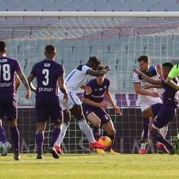 Fiorentina-Atalanta 1-2 - Diretta  Malinovskyi appena entrato, è vantaggio al 27'