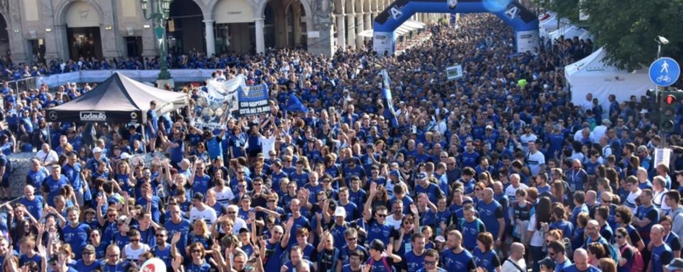 Il 7 giugno la Camminata nerazzurra Le magliette firmate da Gasperini