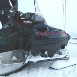 Incidente con la motoslitta Quarantenne muore al Monte Pora