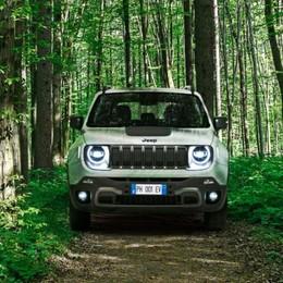 Jeep Renegade e Compass Evoluzione elettrica