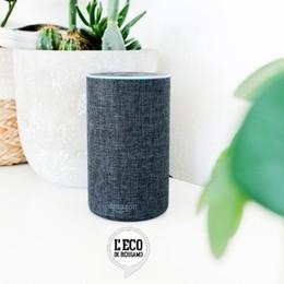 «L'Eco», il quotidiano che si ascolta Con Alexa il giornale  è a portata di voce