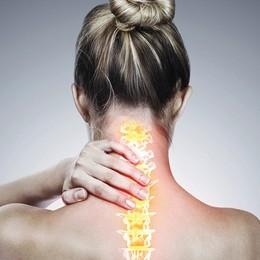 Mal di schiena e cervicalgia L'ozonoterapia può aiutare