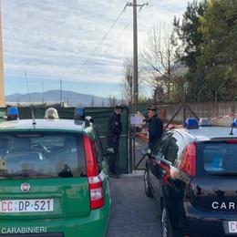 San Paolo d'Argon, officina abusiva Nessun permesso: denunciati 2 ventenni