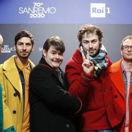Sanremo, i giovani hanno già deciso «Per noi dovrebbero vincere i Pinguini»