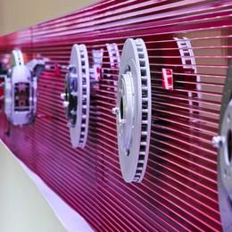 Brembo in F1, sei soluzioni di dischi  Realizzati sistemi frenanti per ogni scuderia