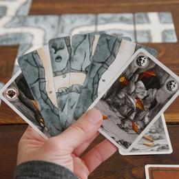 Giochi da tavolo con le carte da provare