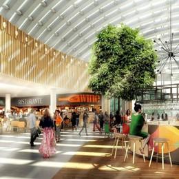 L'Eco cafè inaugura la food court di Curno
