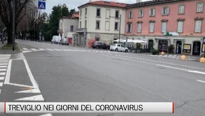 Treviglio nei giorni del coronavirus