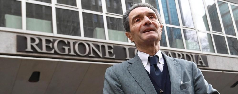 «Non più progressione esponenziale» Fontana: ma si vince solo stando a casa