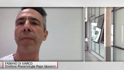 Pneomologo Papa Giovanni  Contro il covid-19 primi nella sperimentazione dei farmaci per l'artrite