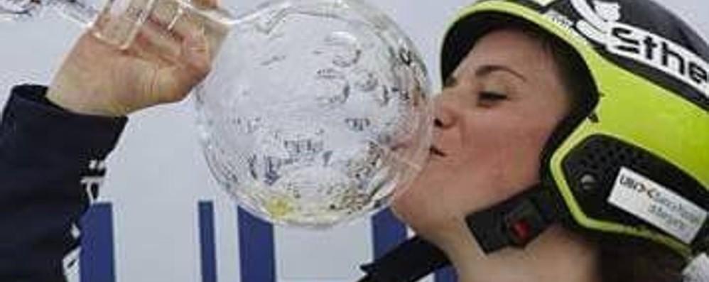 Snowboard: Moioli campione del Mondo  Dedica all'Italia e al nonno malato di coronavirus