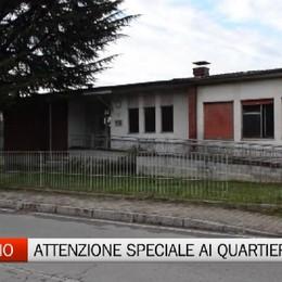 Treviglio, la scuola dismessa di Castel Cerreto
