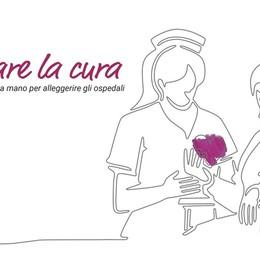 Catena di solidarietà per gli ospedali Avanti con «Abitare la cura»