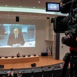 Positivi a Bergamo 3.416, +552 da sabato Lombardia, 13.372 contagi,  1.218 decessi