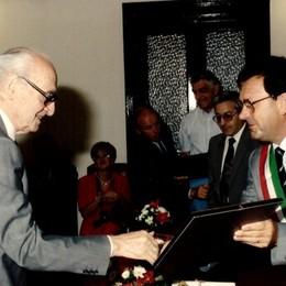 San Pellegrino piange l'ex sindaco  «Giupponi, una vita per il paese»