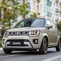 Suzuki Ignis Hybrid Suv ultracompatto