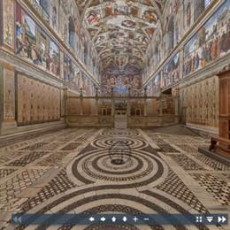 Visitare i musei e i monumenti del mondo da casa con qualche clic