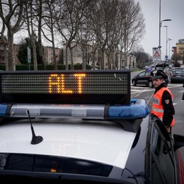 Giro al ristorante per la festa del bimbo Continuano i controlli dei Carabinieri